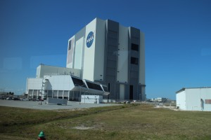 VAB and Launch Control.... It's so much bigger than you can imagine!