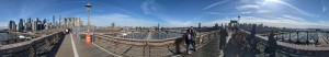 A little panorama from the Bridge. Spot the Jem!