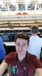 A Launch Selfie..... Obvs!