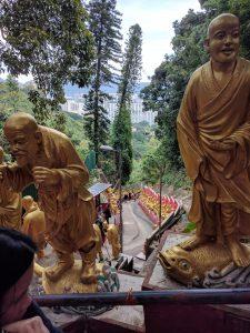 A Lorra Lorra Buddhas.